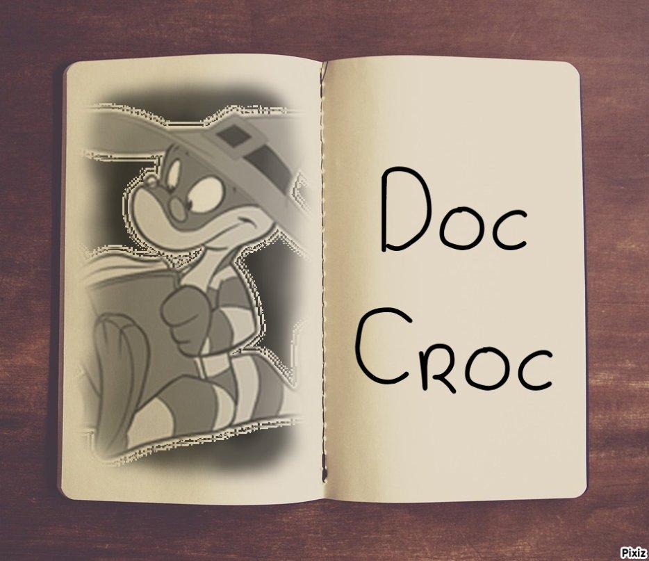 Montage Simsala Grimm Doc Croc créé par moi