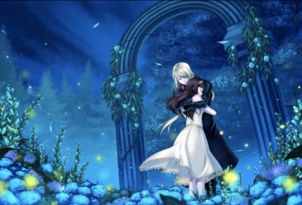 Image Moonlight Lovers Éloïse et Vladimir