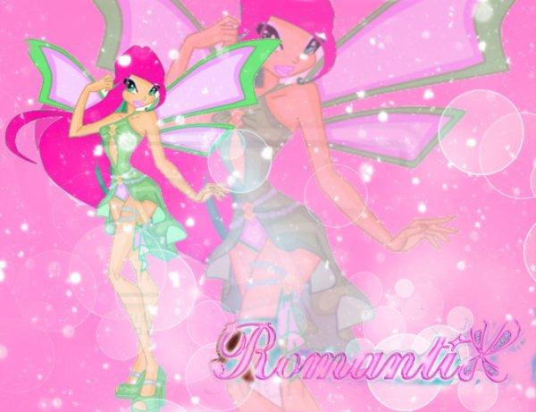 Image Winx Club Roxy en Romantix