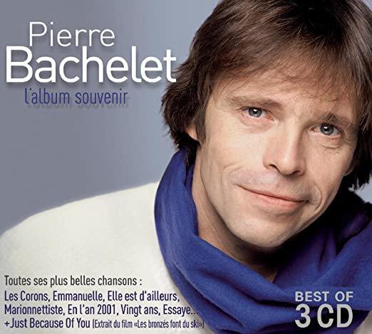 """Paroles de """"Elle est d'ailleurs"""" + image Pierre Bachelet"""