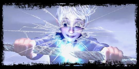 Image retouche Les cinq légendes Jack Frost