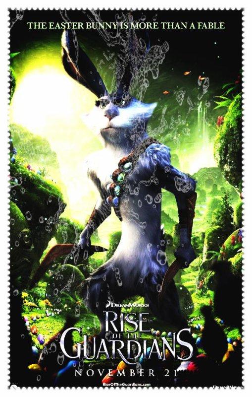 Image retouche Les cinq légendes Le lapin de Pâques