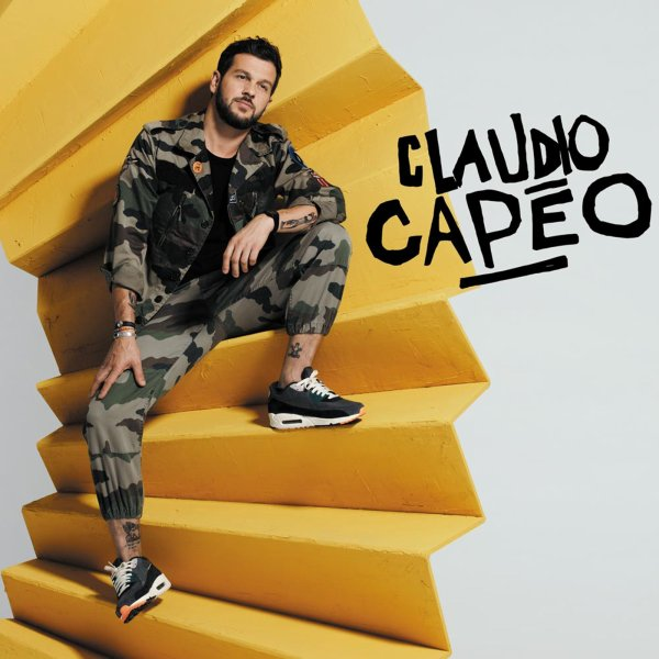 "Paroles de ""Riche"" + image Claudio Capéo"