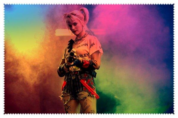 Image retouche Birds of Prey et la fantabuleuse histoire de Harley Quinn