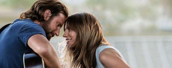 "Paroles de ""Shallow"" + image Lady Gaga et Bradley Cooper"