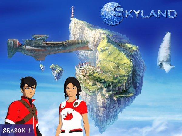 Image Skyland Mahad et Lena