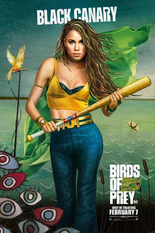 Image Birds of Prey et la fantabuleuse histoire de Harley Quinn Black Canary