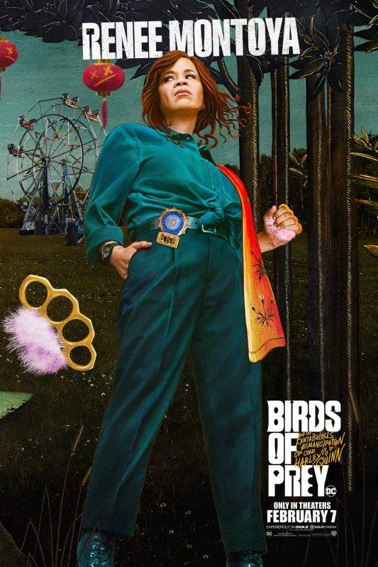 Image Birds of Prey et la fantabuleuse histoire de Harley Quinn Renée