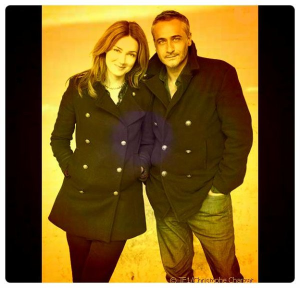 Image retouche Alice Nevers et Fred