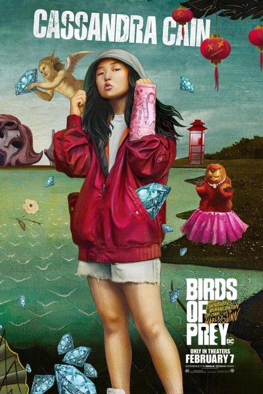 Image Birds of Prey et la fantabuleuse histoire de Harley Quinn Cassandra