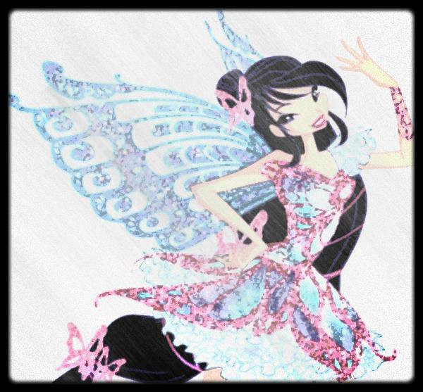 Image retouche Winx Club Musa en Butterflix