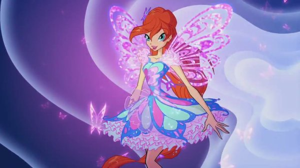 Image Winx Club Bloom en Butterflix