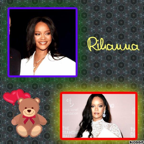 """Paroles de """"Unfaithful"""" + montage Rihanna créé par moi"""