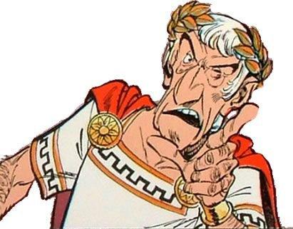 Image Astérix et Obélix Jules César