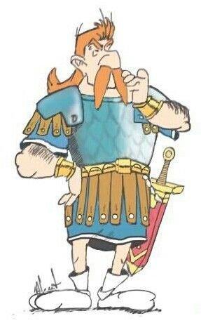 Image Astérix et Obélix Vercingétorix