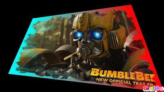 Montage Bumblebee créé par moi