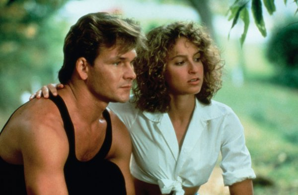 Image Dirty Dancing Frances et Johnny