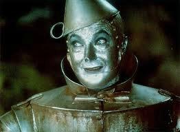 Image Le magicien d'Oz L'homme de fer blanc