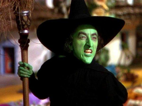Image Le magicien d'Oz La sorcière de l'ouest