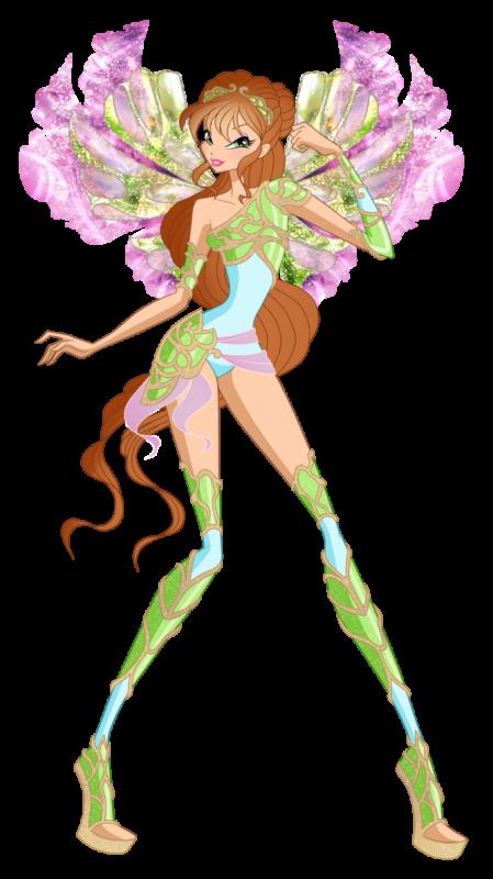 Image Winx Club Flora en Hesperix