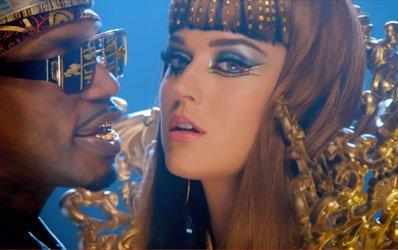 """Paroles de """"Dark Horse"""" + image Katy Perry et Juicy J"""