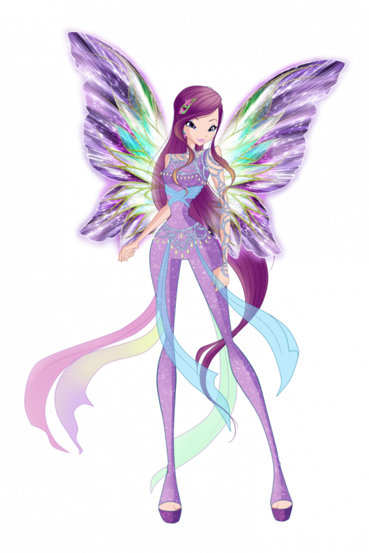Image Winx Club Roxy en Dreamix