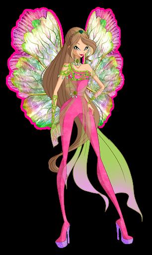Image Winx Club Flora en Dreamix