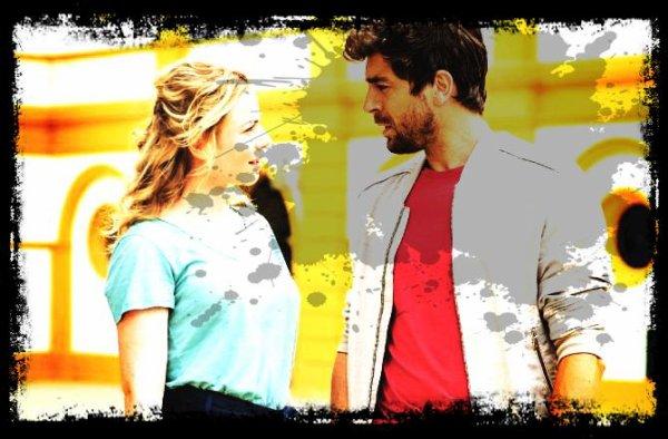 Image retouche Coup de foudre en Andalousie Claire et Alvaro