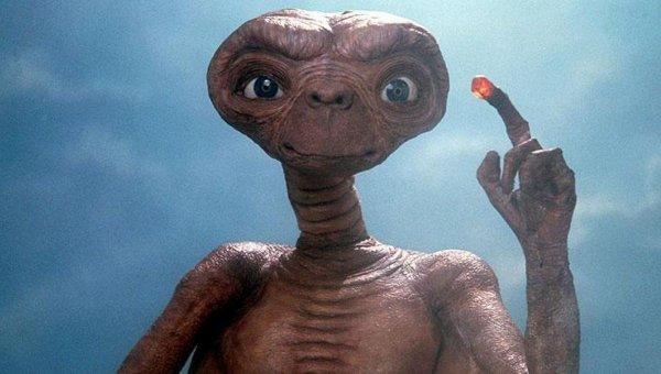 Image E.T l'extra-terrestre E.T
