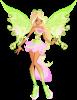 Image Winx Club Flora en Glassix