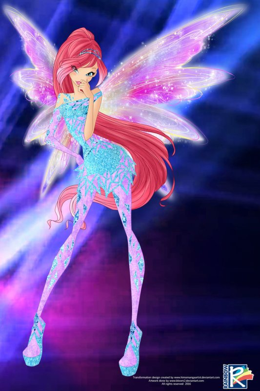Image Winx Club Bloom en Glowix