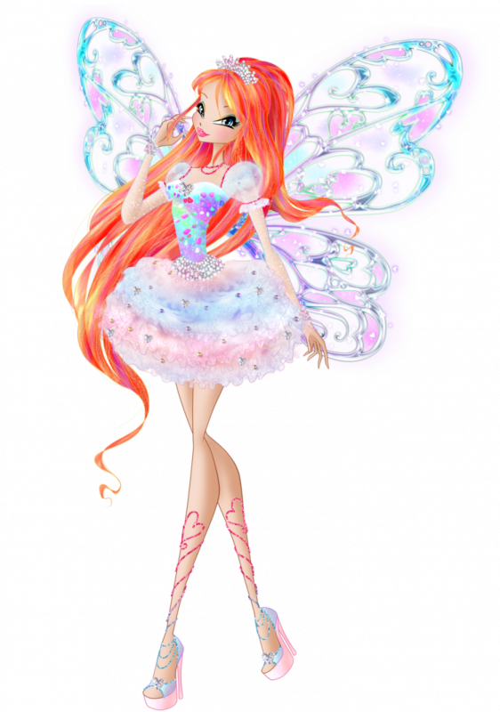 Image Winx Club Bloom en Candix