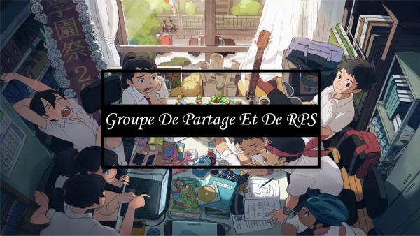 Bannière Des filles et des garçons manga Groupe de partage et de RPS créé par xXx-gajeel-x-levy-26-xXx