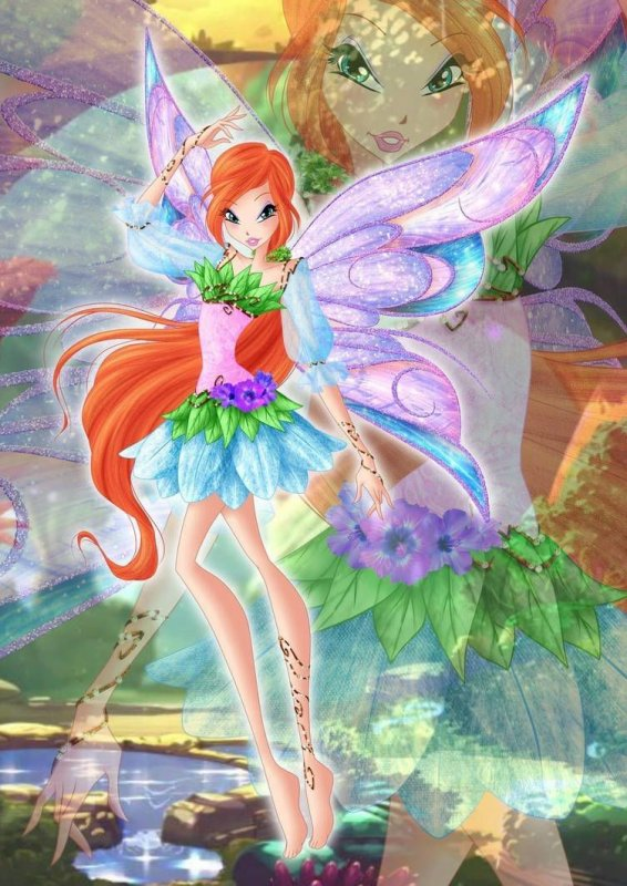 Image Winx Club Bloom en Livix