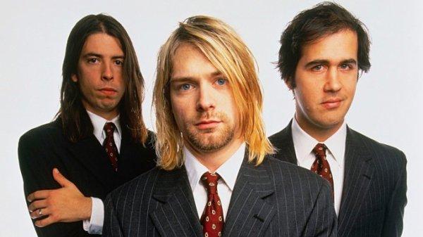 """Paroles de """"Come As You Are"""" + image Nirvana"""