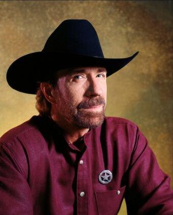 Image Walker,Texas Ranger Cordell Walker