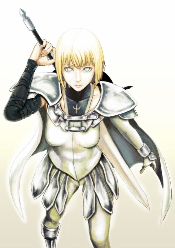Image Claymore Claire