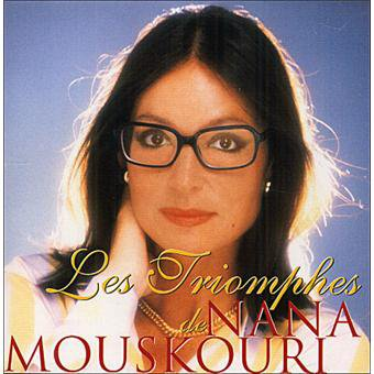 """Paroles de """"Quand tu chantes"""" + image Nana Mouskouri"""