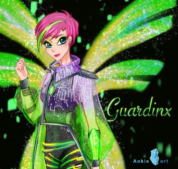 Image Winx Club Tecna en Guardinx