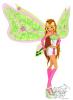 Image Winx Club Flora en Gardix