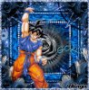 Giff Blingee Dragon Ball Goku