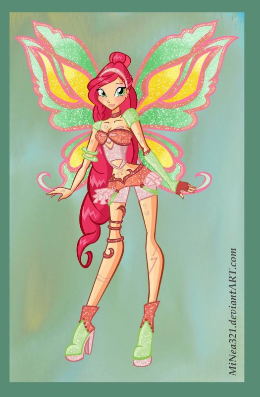 Image Winx Club Bloom en Shinix