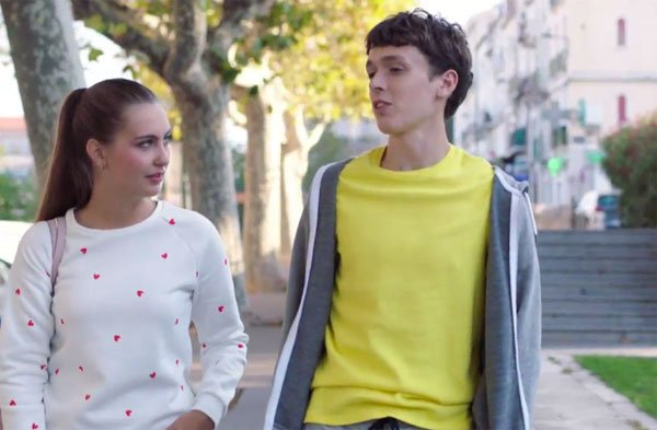 Image Demain nous appartient Jessica et Mathias
