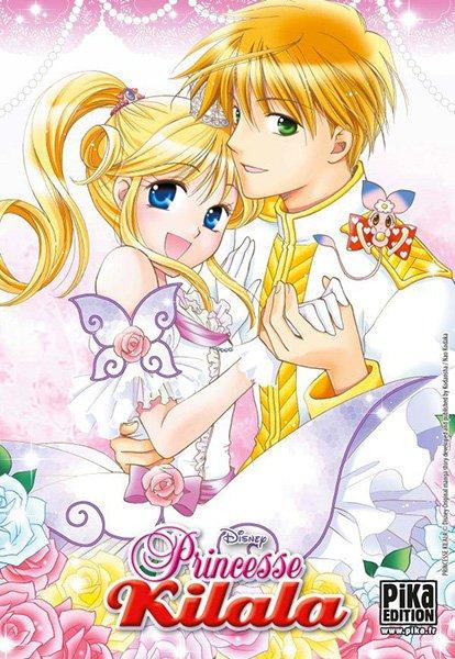 Image Princesse Kilala,Rei et Tipi