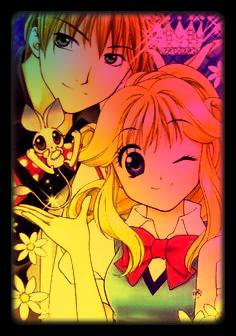 Image retouche Princesse Kilala,Rei et Tipi