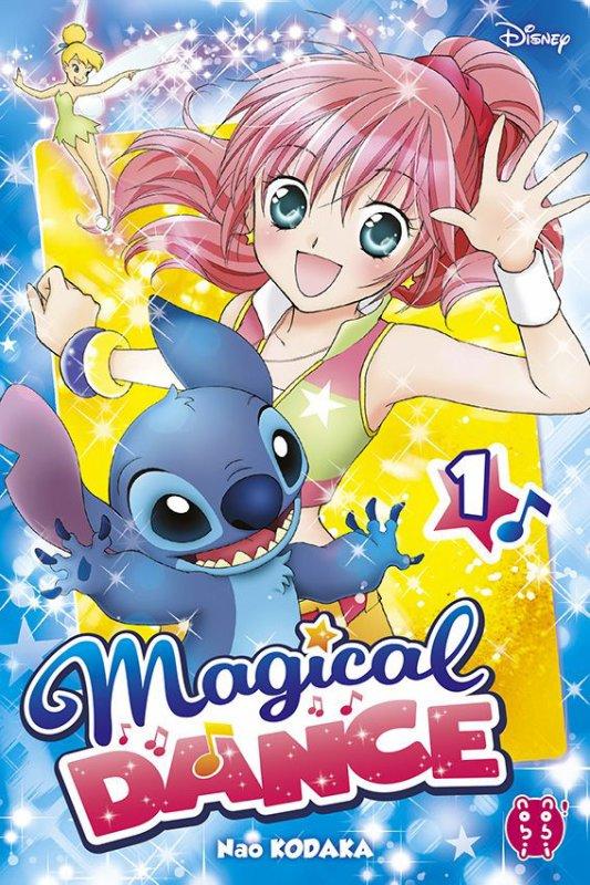 Image Magical Dance Rin,Stitch et Clochette