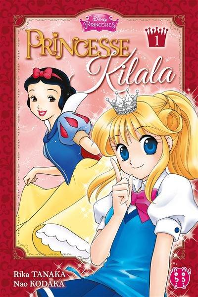 Image Princesse Kilala et Blanche-Neige