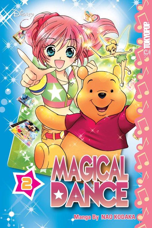Image Magical Dance Rin,Winnie et Clochette