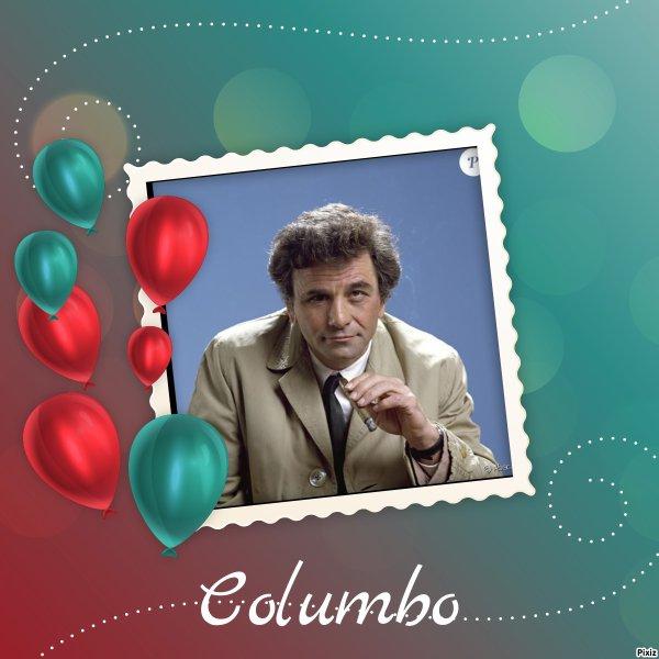 Montage Columbo créé par moi