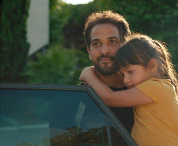 Image Demain nous appartient Karim et Nina